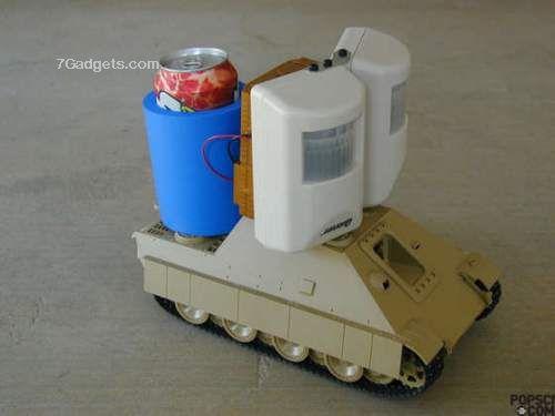 Mobile Beverage Cooler