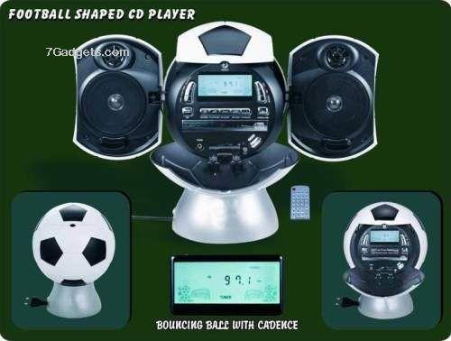 football_shape_cd_players