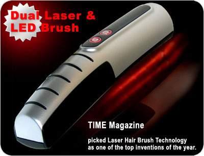 Hair Pro Laser Hairbush