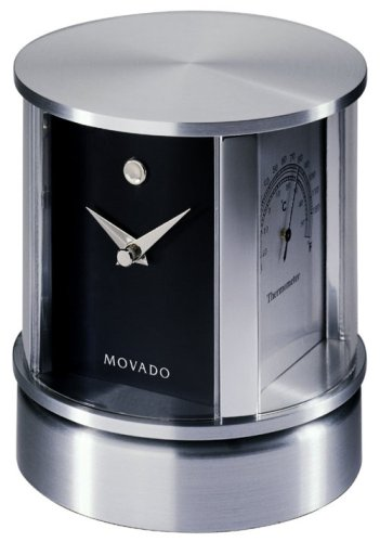 Movado Rotating Desk Clock