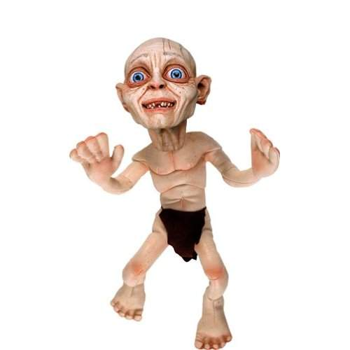 Lord of the Rings Talking Smeagol Plush