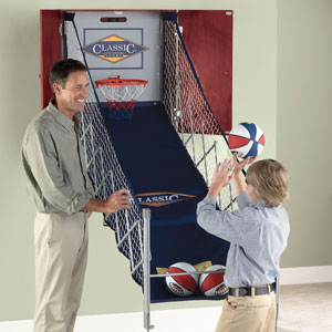 Arcade Basketball Hoops