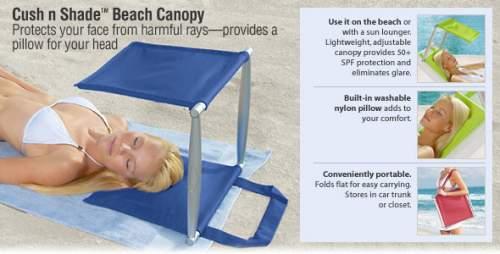 Cush n Shade Beach Canopy