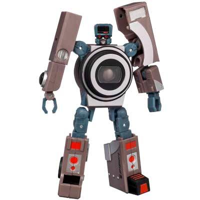 Transformers gear robot spy shot