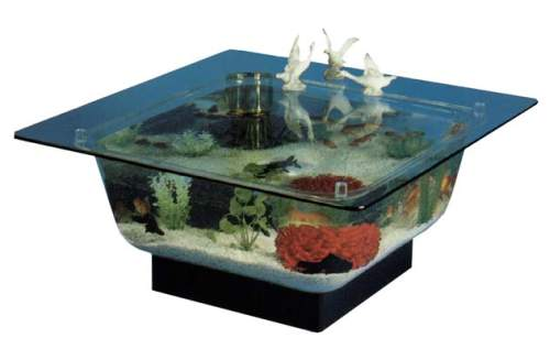 top Coffee Table Aquarium