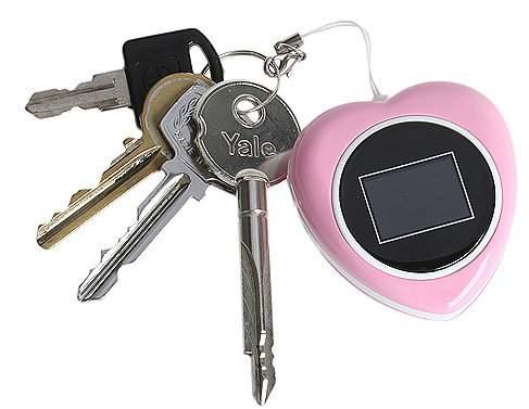Heart Keychain Digital Album