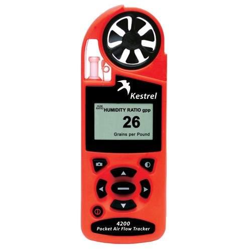 Kestrel 4200 Pocket Air Flow Tracker