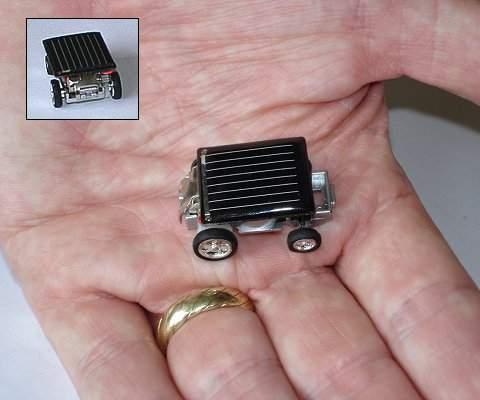 Mini Solar racer