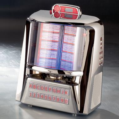 1950s Diner CD Jukebox