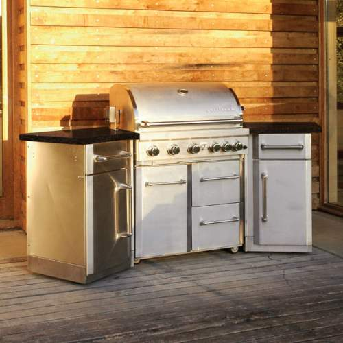 Professional Kitchen Barbeque