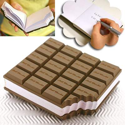 Luxury Sweet Memorandum Chocolate Bar