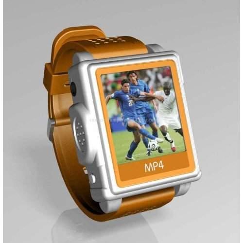 2GB New 1.5'' MP4 Watch