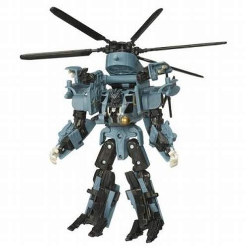 Transformers Voyager Blackout Figure with Scorponok<br />