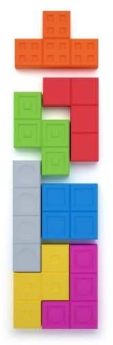 Tetrius Magnet Set<br />