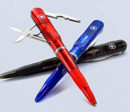 Swiss Aviator Pen