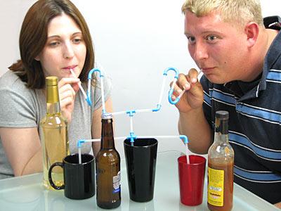 DIY Drinking Strawz