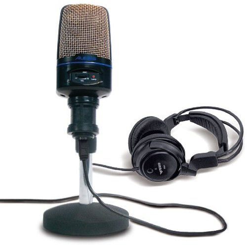 USB Podcast Microphone Kit<br />