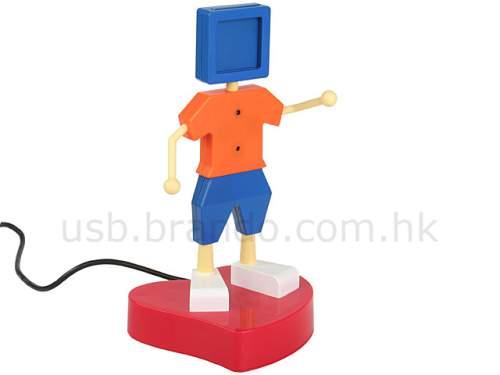 USB Virtual Friends<br />