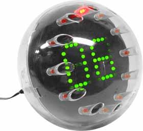 Digital ball clock</p> <p>