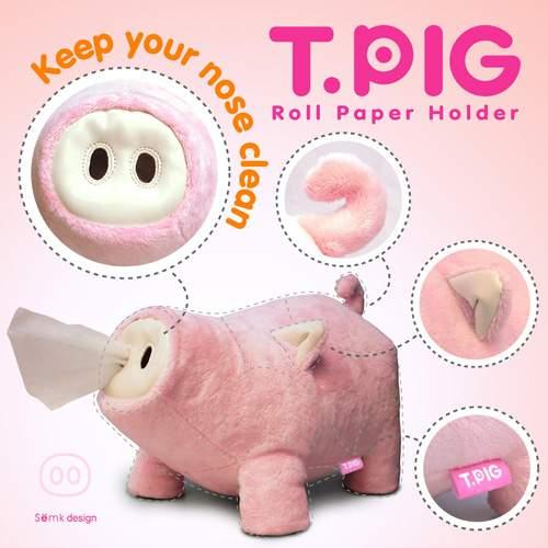 Roll paper holder