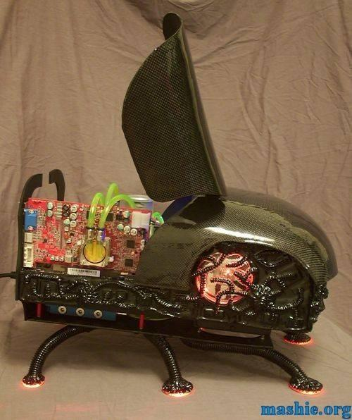 Crazy PC Mod