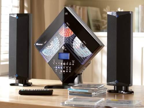 Black Diamond Stereo CD-System
