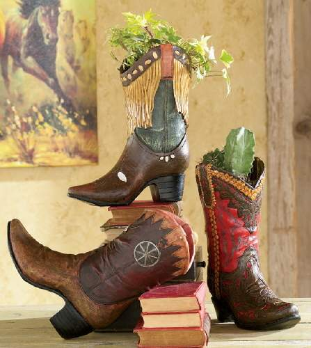 Boot Planter<br />