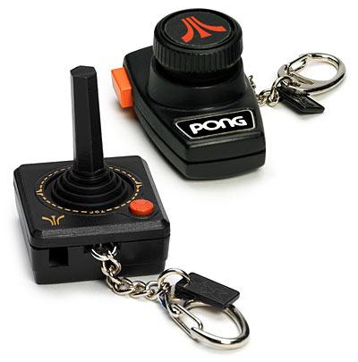 Keychain Plug-N-Play