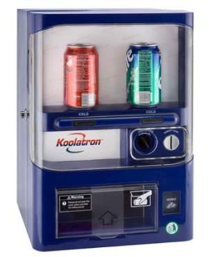 own vending machine fridge