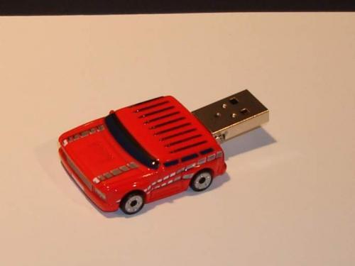 Thumbdrive USB car