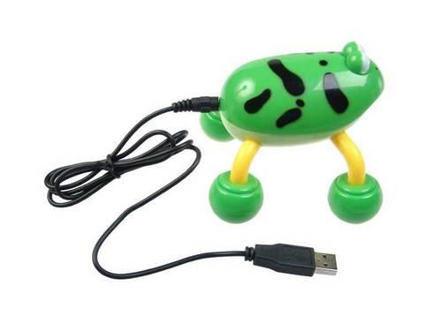 USB Frog Massager
