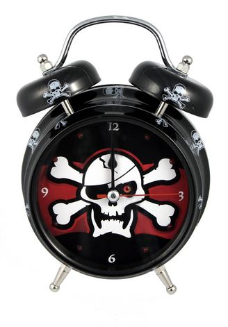 pirate sound light and alarm clock