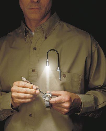 LED Book Light / Detachable Task Lamp