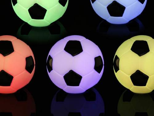 Desktop LED Soccer Ball
