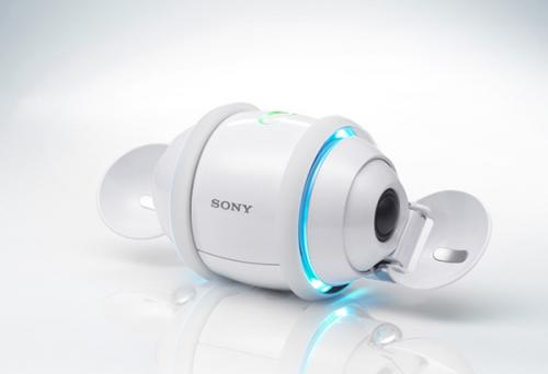 Sony to roll out egg shape music player