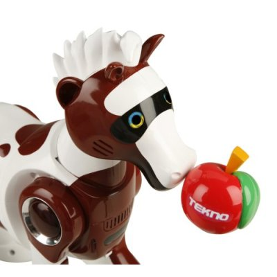 Tekno the Robotic Pony