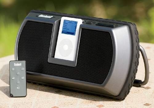 Travel Tunes Docking Station