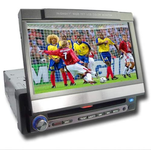 Touch Screen DVD Player