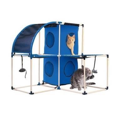 Multi Cat Jungle Gym