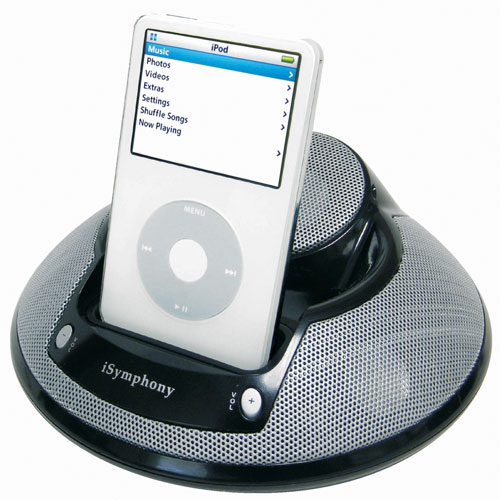 iSymphony R-Speaker Portable