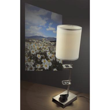 Slide Projection Table Lamp