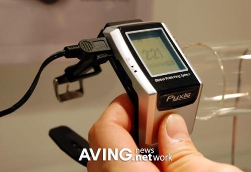 GPS watch