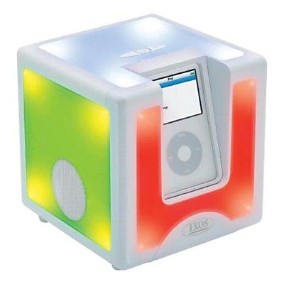 Ixos Disco Cube iPod Dock