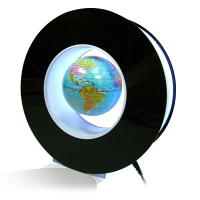 Levitating Globe Light