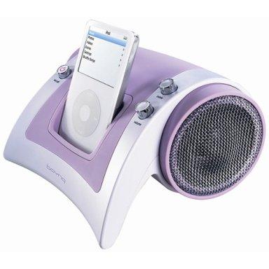 Boynq Pnk Sabre iPod Dock