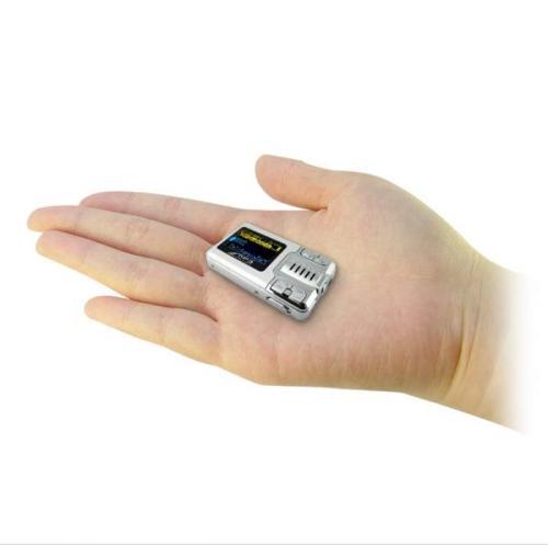 Palm Sized MP3 Player 4GB