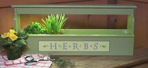 Herb Garden PlantLight