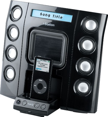 Logic3 i-Station8 iPod Speaker System