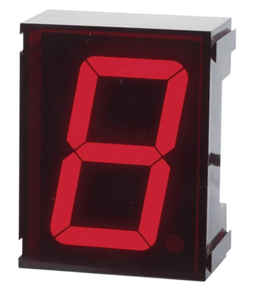 Jumbo Single Digit Clock Kit