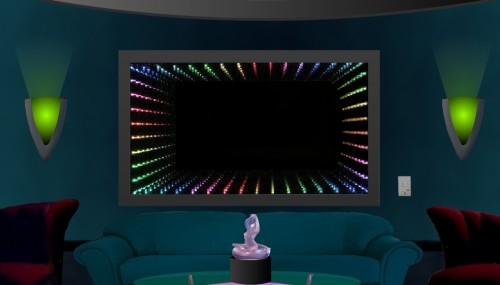 Light LED Infinity Mirror